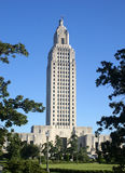 Louisiana State Capital Stock Images