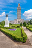 Louisiana State Capitol Stock Images