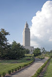 Louisiana State Capitol Building royalty free stock images