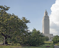 Louisiana State Capitol Building Stock Photos