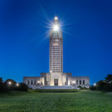 Louisiana State Capitol Royalty Free Stock Photography