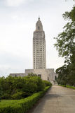 Louisiana state capitol Stock Photo