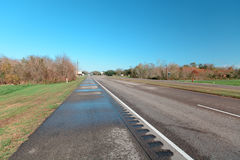 Louisiana-Straße Stockfoto