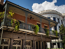 Louisiana Supreme Court and Balcony Royalty Free Stock Image