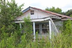Louisiana verlie? Haus lizenzfreies stockfoto