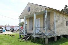 Louisiana verlie? Haus lizenzfreie stockfotos