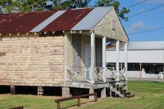 Louisiana verlie? Haus lizenzfreie stockbilder