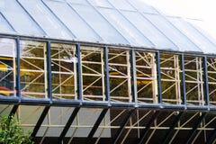 Louisiana-Zeitgenosse-Architektur stockbild