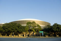 Louisiane Superdome Stock Foto's