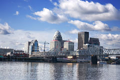 Louisville, Kentucky royalty free stock image