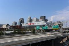 Louisville Kentucky fotografia stock libera da diritti