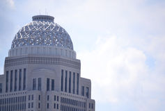 Louisville, Kentucky Building. Famous building in Louisville, Kentucky royalty free stock photography