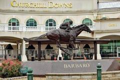 Louisville Kentucky Landmarks royalty free stock photography