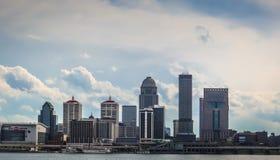 Louisville Kentucky Skyline stock images