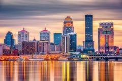Louisville, Kentucky, USA Skyline stock images