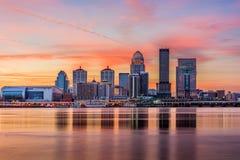 Louisville, Kentucky, USA royalty free stock image