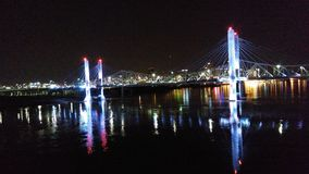 Louisville KY Ohio River stock image