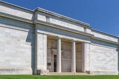 Speed Art Museum at Louisville University stock image