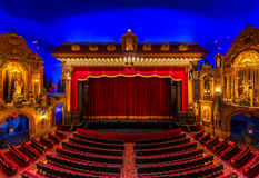 The Louisville Palace stock photography
