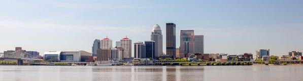 Louisville pejzaż miejski fotografia stock