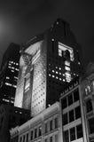 Louisville preto e branco Fotografia de Stock