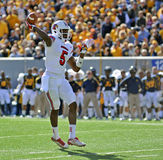Louisville quarterback Teddy Bridgewater Stock Images