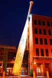 Louisville-Schläger stockfotografie