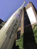 Louisville-Schläger-Museum stockfotos