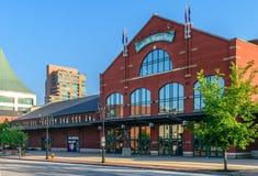 Louisville Slugger Field - Louisville Kentucky royalty free stock photos