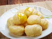 Loukoumades Royalty Free Stock Photo
