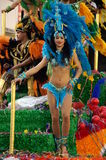 Loule's carnival Stock Images