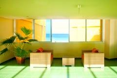 Lounge stock photography