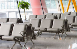 airport lounge Royalty Free Stock Photography