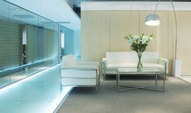 Lounge area Stock Photography