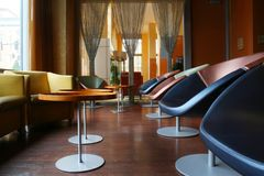 Lounge Area2 Royalty Free Stock Images