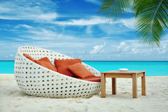 Lounge chair Stock Photos