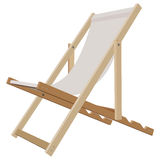 Lounge chair Royalty Free Stock Photography
