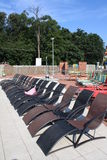 Lounge chairs Stock Photos