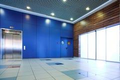 Lounge doors Stock Images