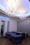 Lounge Interiors Royalty Free Stock Photos