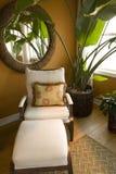 lounge luksusu w domu Fotografia Stock