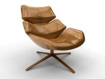 lounge nowoczesne krzesło Zdjęcia Stock