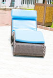 Lounge relaxing chair Stock Image