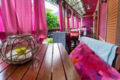 Lounge restaurant cafe Royalty Free Stock Image
