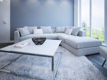 Free Lounge Room Scandinavian Style Royalty Free Stock Photos - 59227898