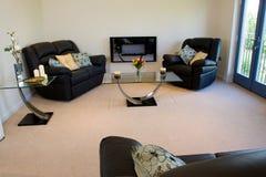 Lounge sitting room Royalty Free Stock Image