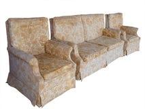 Lounge Suite Stock Photo