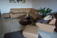 Lounge suite Stock Image