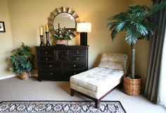 lounge wewnętrznego Fotografia Royalty Free