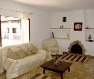 lounge wewnętrzny pokój Fotografia Stock